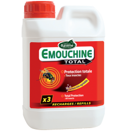 Emouchine Total recharge H784