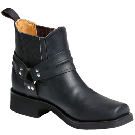 Bottines cuir WB-33
