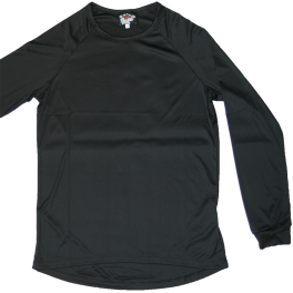 T-shirt thermique col rond