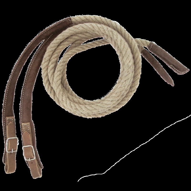 Rênes corde RE00083