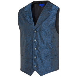 Gilet Old West ROYAL FLUSH
