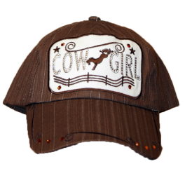 Casquette Cow girl MF1569030