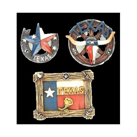 Set magnets Texas