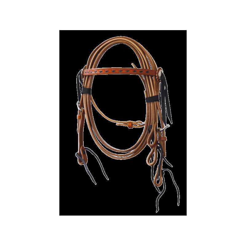 Bridon poney BR00071