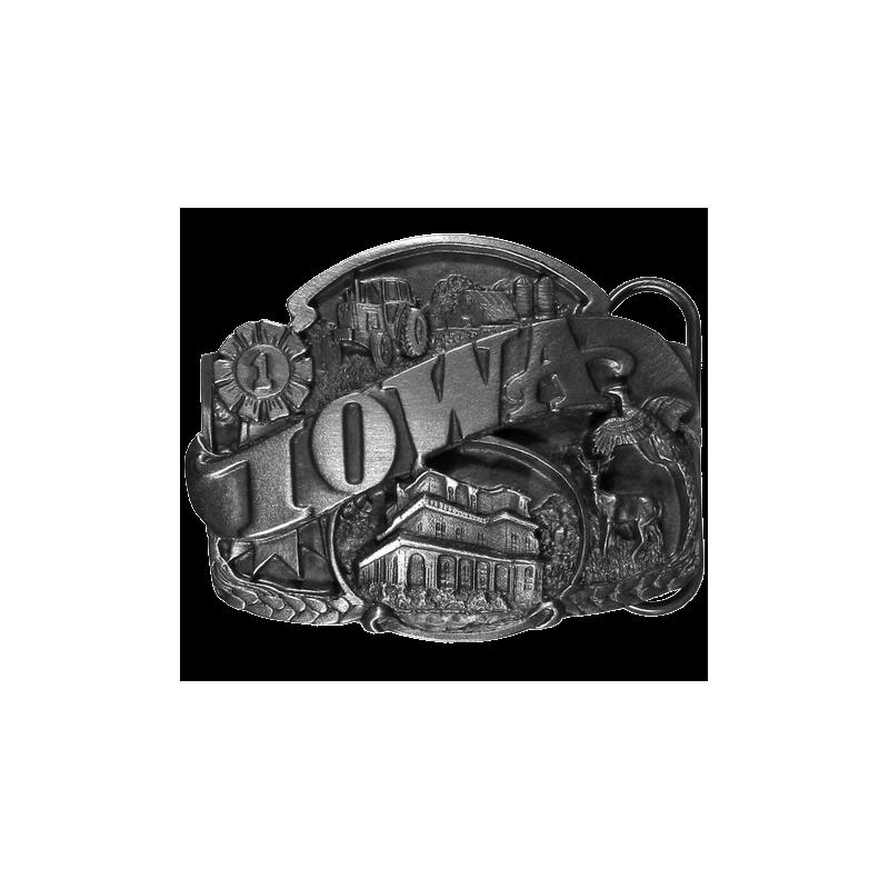 Boucle de ceinture Iowa SIS-I43