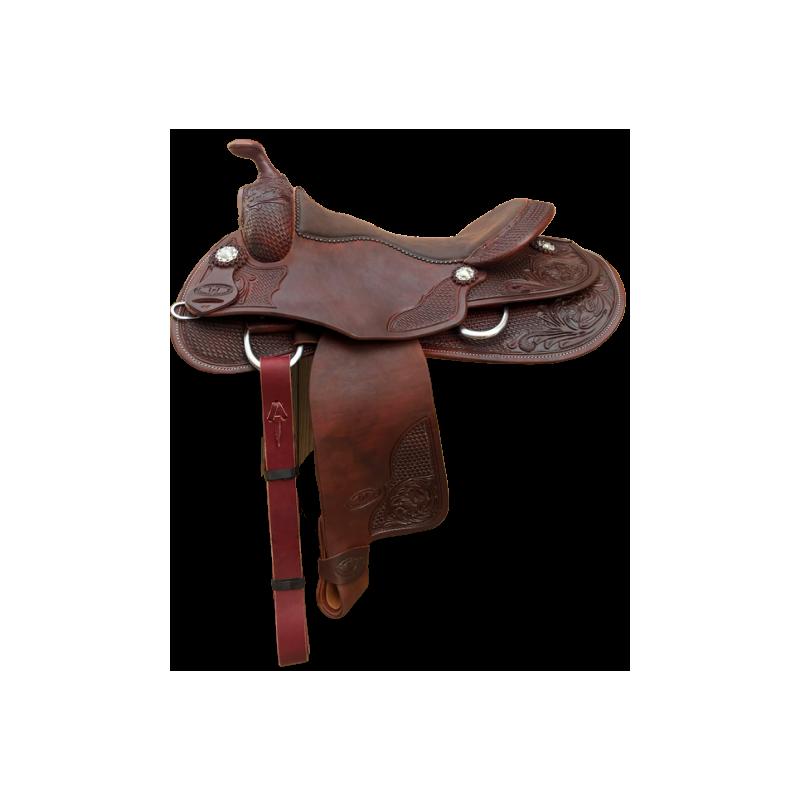Selle western reining WE42D