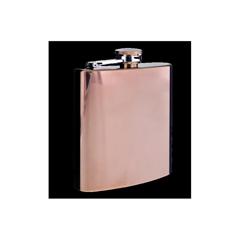 Flasque inox cuivre BEL11588