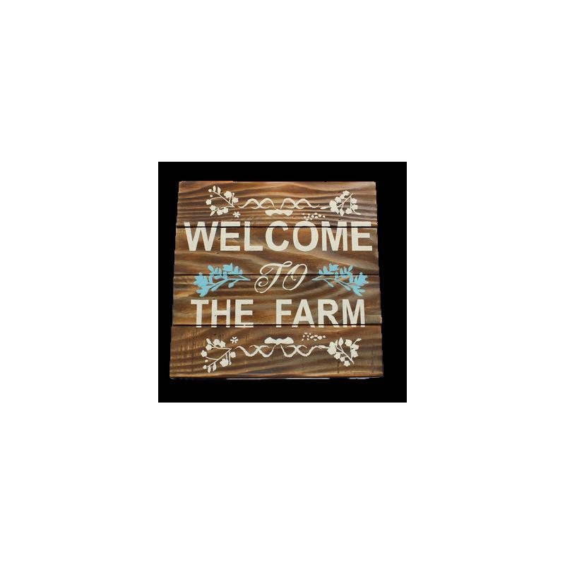 Panneau mural Farm