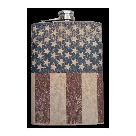 Flasque Americana