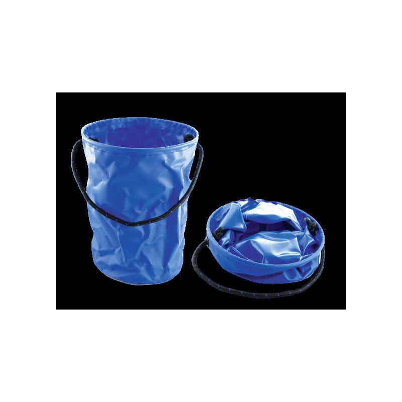 Seau plastique flex pour rando VA00034