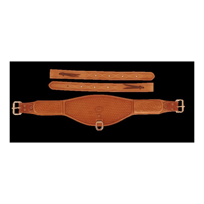 Sangle arrière cuir