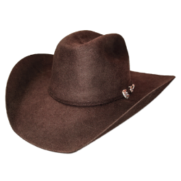 Chapeau WYOMING BROWN