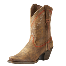Bottines ROUND UP AZTEC