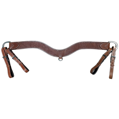 Collier de chasse Roping basket