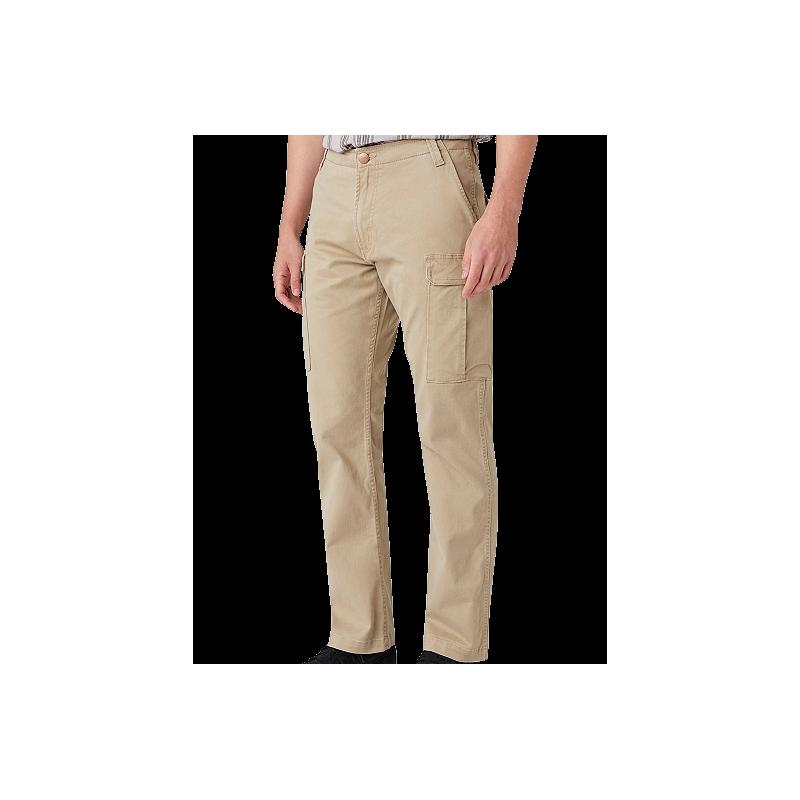 Pantalon toile Wrangler cargo W1C250327
