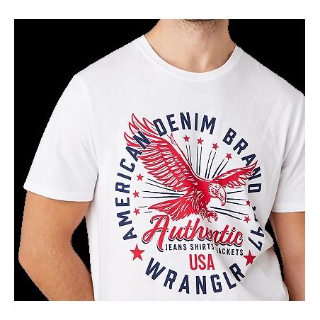 T-shirt Wrangler Americana WIngs
