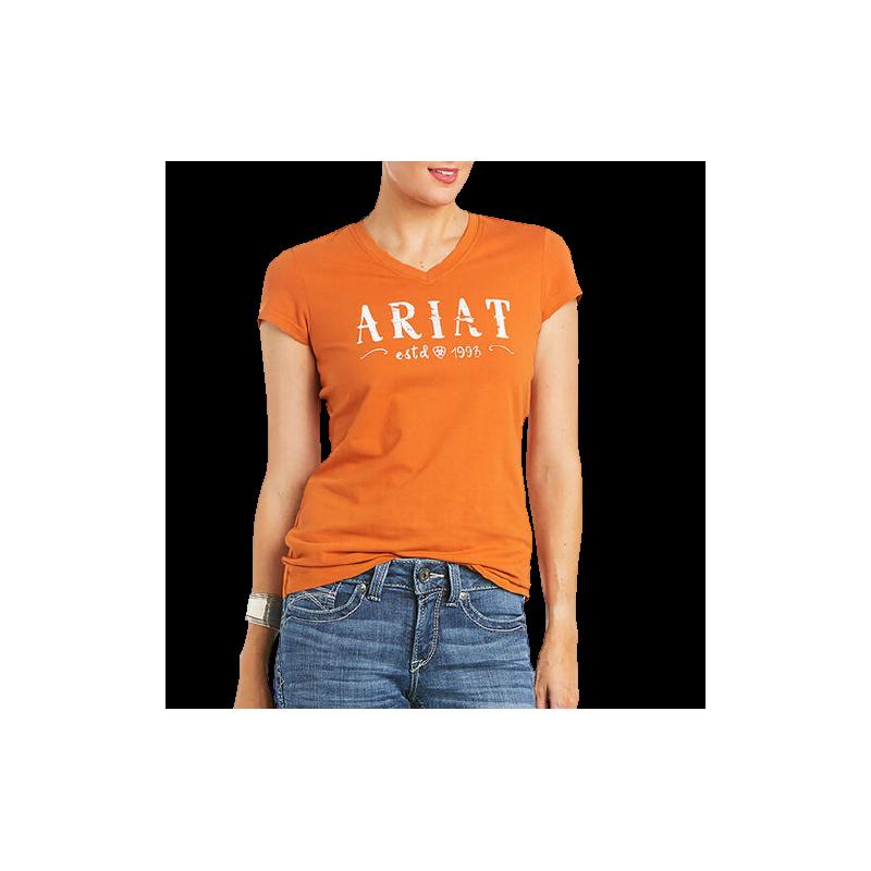 T-shirt Ariat Automne