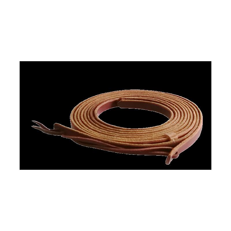 Rênes cuir 1,6 cm latigo SB7352