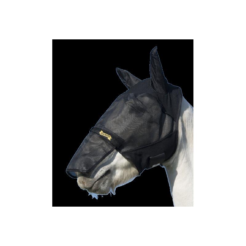 Masque anti-mouche Absorbine avec nez
