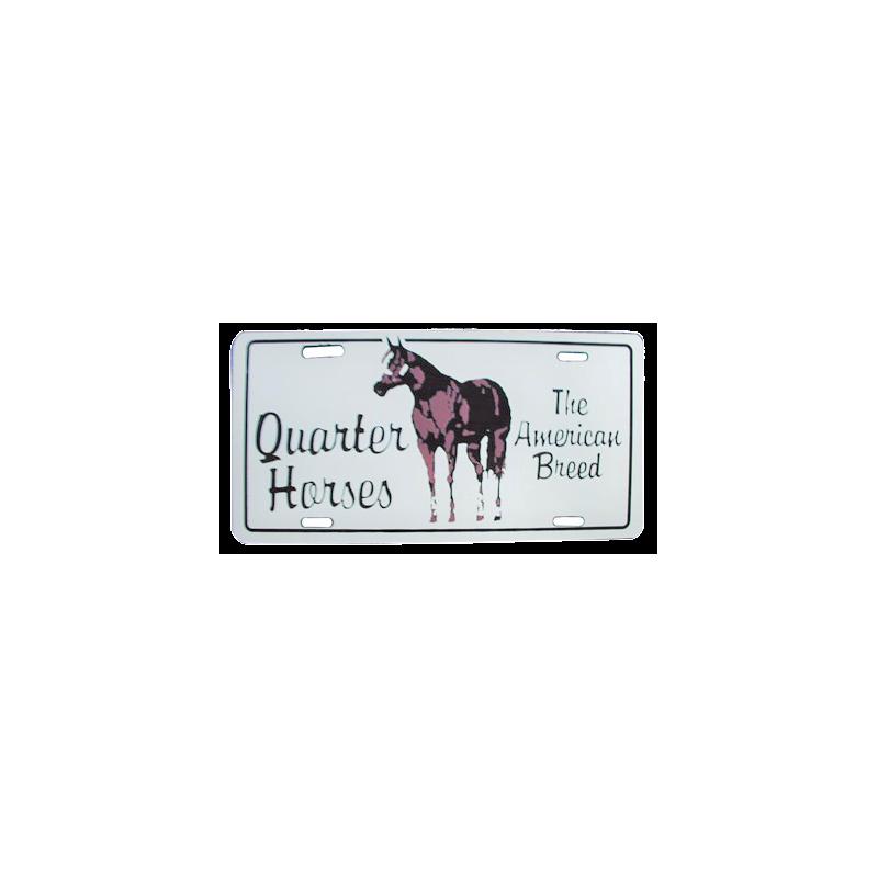 Plaque Quarter 30985071