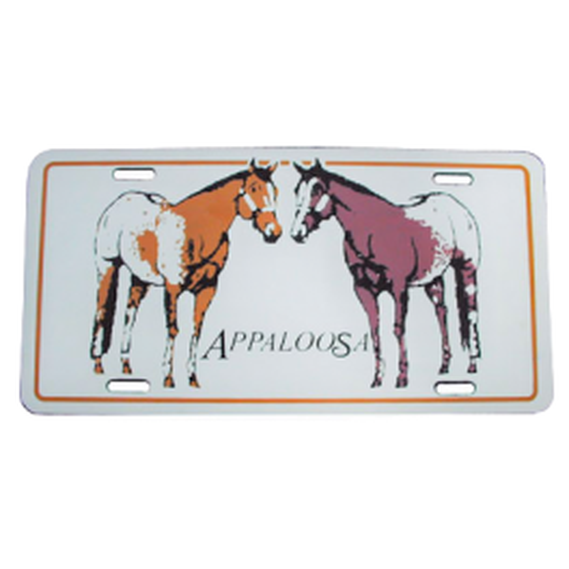 "Plaque ""Appaloosa"" 30985072"