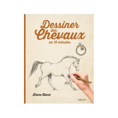 Dessiner des chevaux en 15 min FC 190211