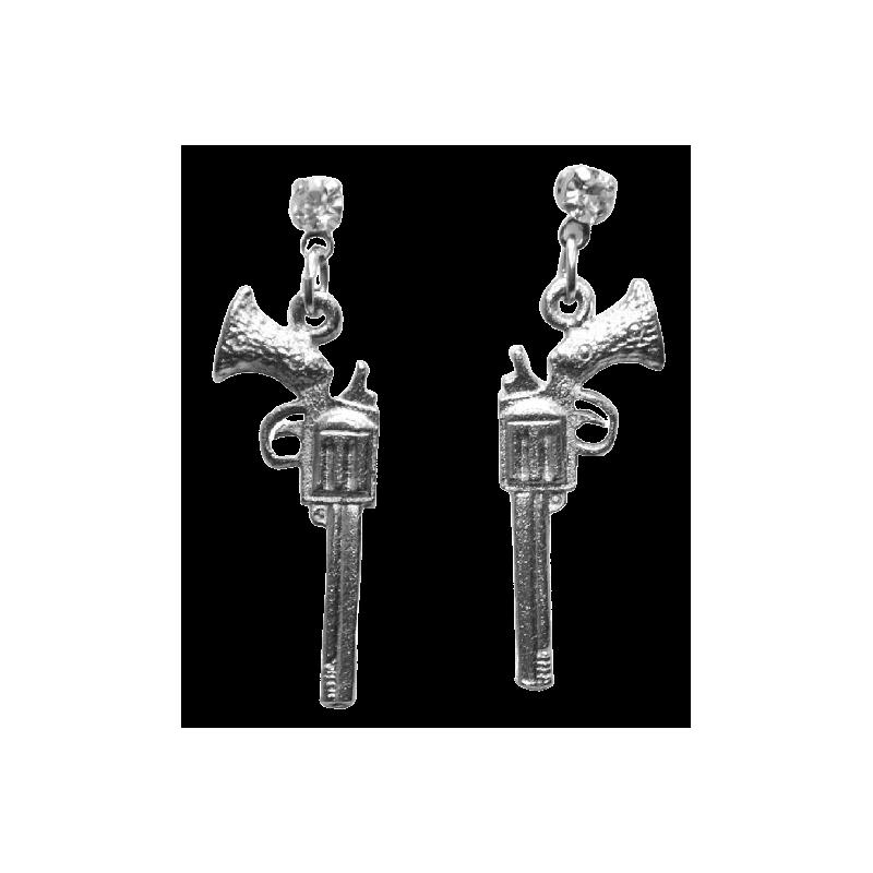 Boucles d'oreilles Revolver WX E1259