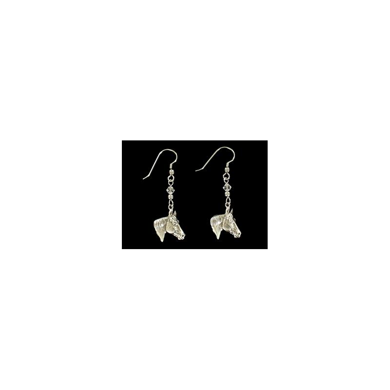 Boucles d'oreilles Horse MF30238