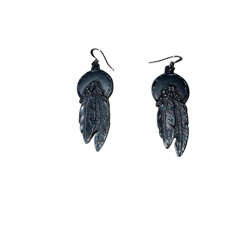 Boucles Plumes indiennes
